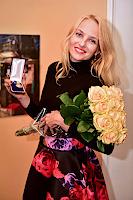 Adriana Galetskaya. Gold Medal.
